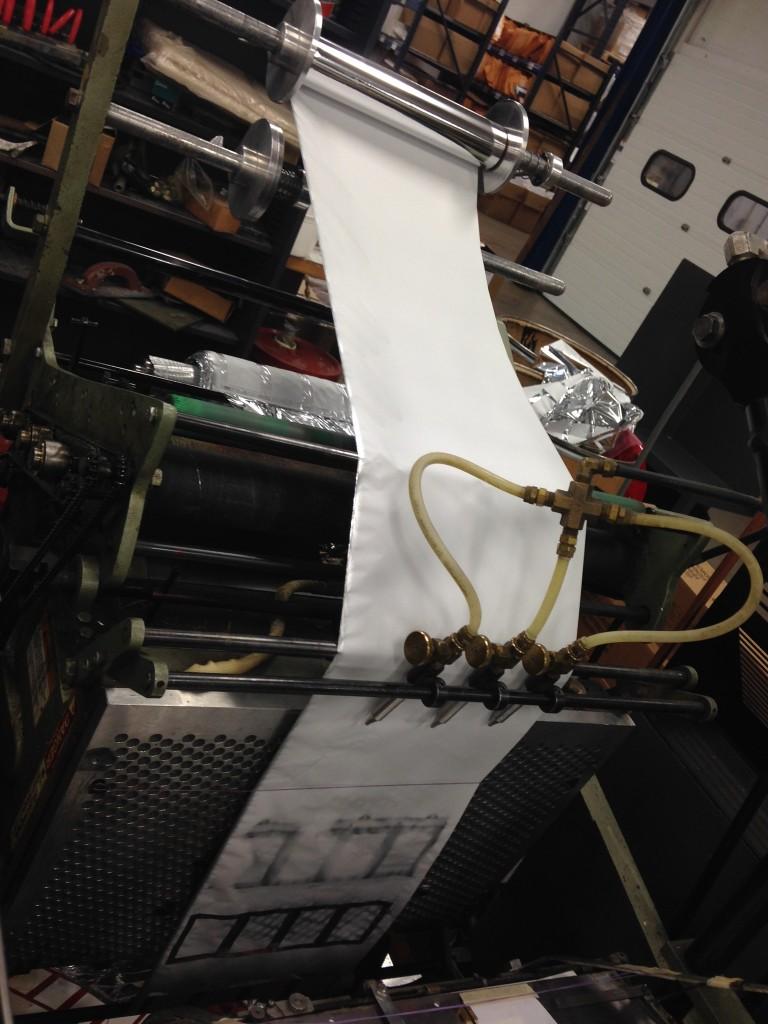 Foil Stamp Printing