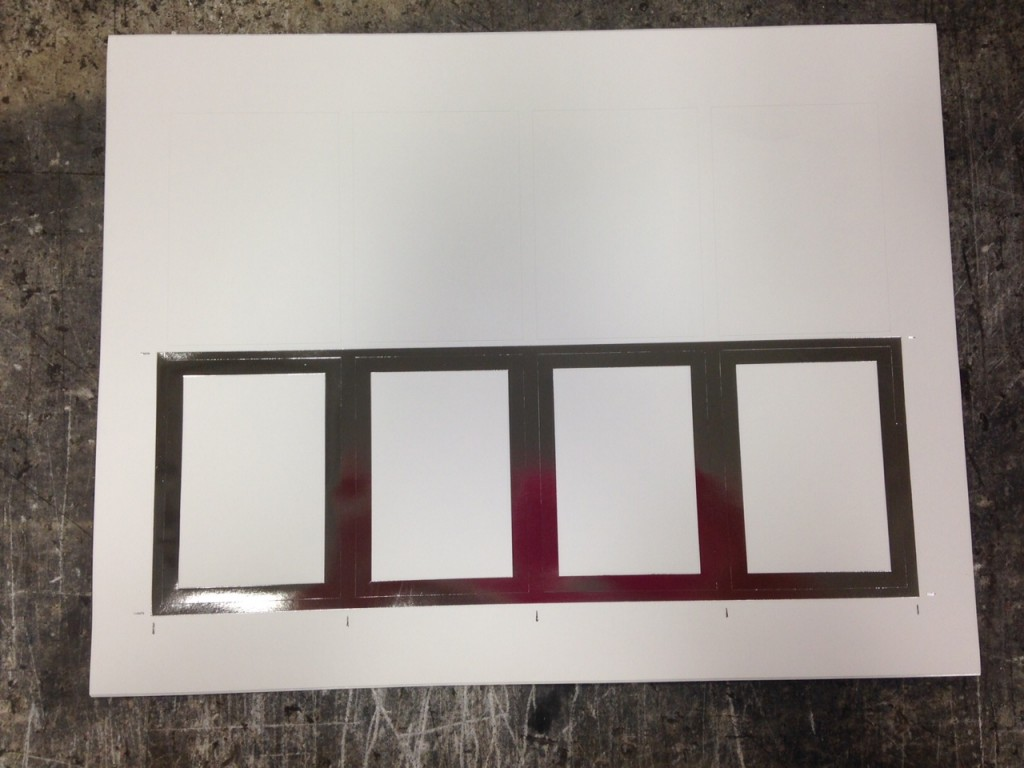 Foil Stamping Process