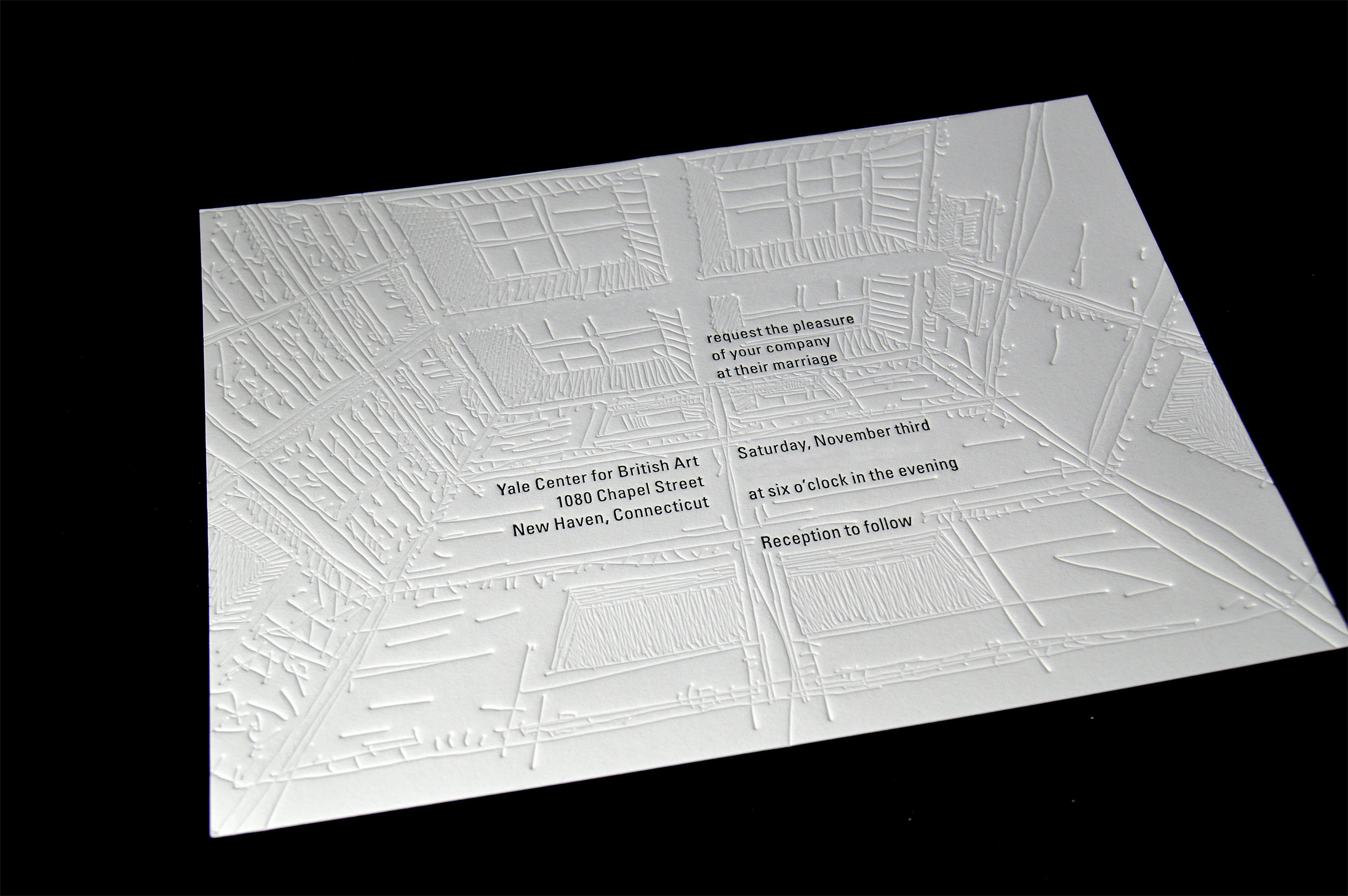 Letterpress Printer | Business Cards & Invitations - Cannelli Printing